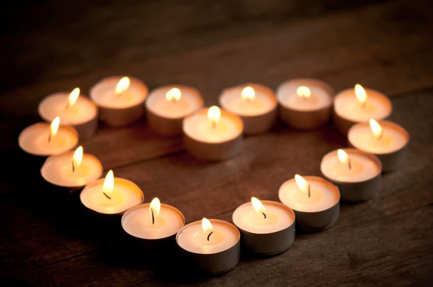 Huile de massage St Valentin